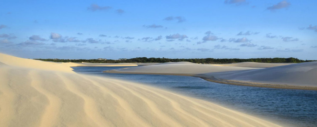 The Lençóis Maranhenses National Park Of Brazilll